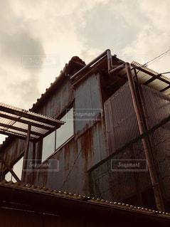 古い建物の写真・画像素材[1977236]