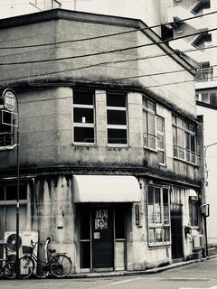 古い建物の写真・画像素材[2019554]