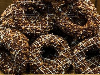 ドーナツ食べない?の写真・画像素材[1092172]