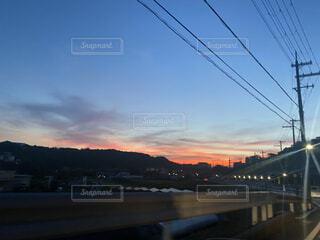 帰り道の写真・画像素材[4769074]