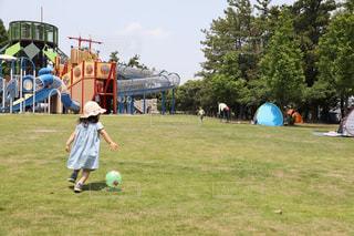 公園の写真・画像素材[1093791]