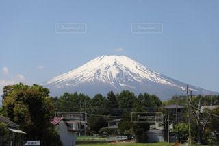 富士山の写真・画像素材[1093794]