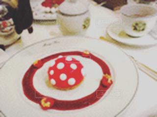 ベリーのケーキの写真・画像素材[1093301]