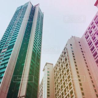 高層ホテルの写真・画像素材[1138799]