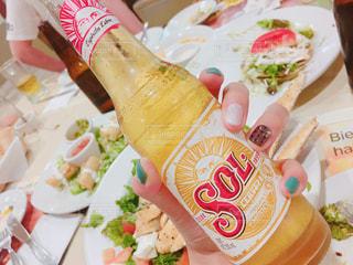 メキシコ地ビールの写真・画像素材[1185774]