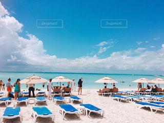 カリブ海ビーチの写真・画像素材[1192814]