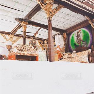 バリ式祈祷の写真・画像素材[1276289]