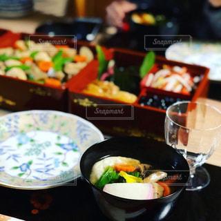 お正月料理の写真・画像素材[1092588]