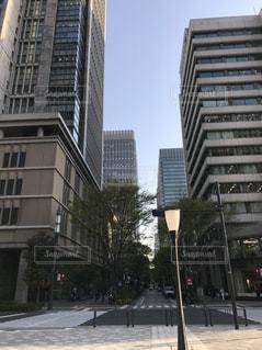 オフィス街の写真・画像素材[1094200]