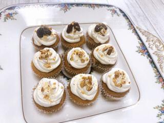 ミニカップケーキが可愛いの写真・画像素材[4376927]