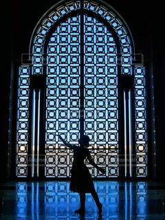 モスクと光の写真・画像素材[2628704]