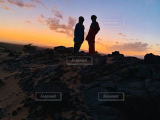 砂漠の写真・画像素材[3224962]