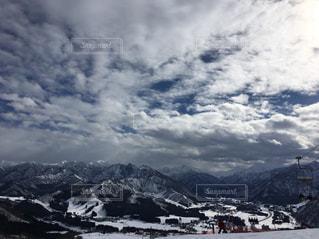 雪景色の写真・画像素材[1093482]