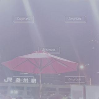 夜の品川の写真・画像素材[1095369]