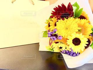夏の花束の写真・画像素材[1097741]