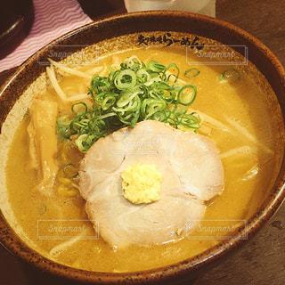 味噌ラーメンの写真・画像素材[1101609]