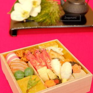 おせち料理の写真・画像素材[1677122]