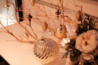 クリスマスオーナメントの写真・画像素材[1677151]