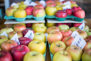 りんごの写真・画像素材[1113104]