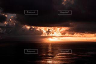 夕日の写真・画像素材[1113108]