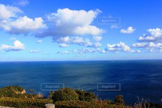 青い青い海の写真・画像素材[1096796]