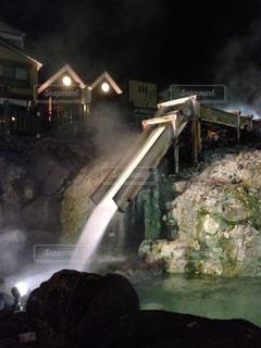 草津温泉の写真・画像素材[1095945]