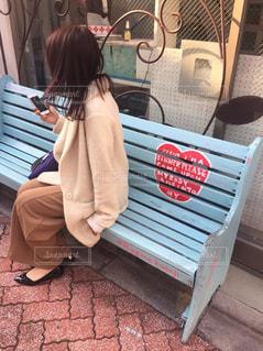 高円寺デートの写真・画像素材[1095736]