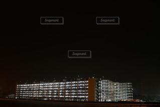 巨大建造物の写真・画像素材[1096198]