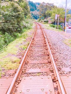 電車の写真・画像素材[1097234]