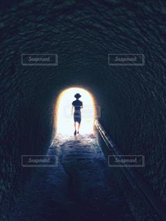 洞窟の写真・画像素材[1097318]