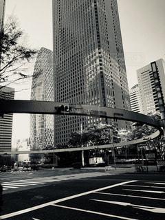 都市の高層ビルの写真・画像素材[1116114]