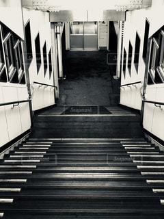 無人駅の駅舎の写真・画像素材[1119601]