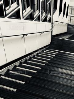 無人駅の駅舎の写真・画像素材[1119604]