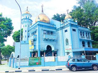 アラビアンな建物の写真・画像素材[1137070]