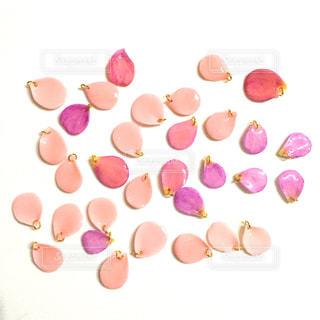 花びらパーツの写真・画像素材[1097575]