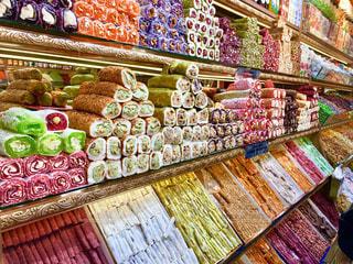 トルコ土産の定番スイーツ🇹🇷ロクムの写真・画像素材[1191760]