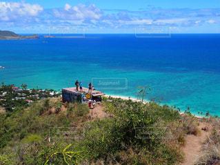 ハワイの景色の写真・画像素材[1097230]