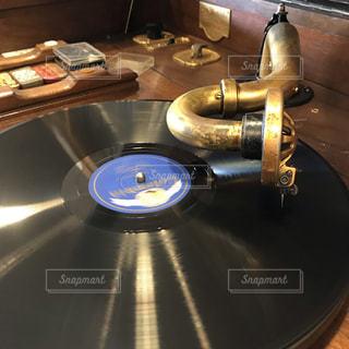 蓄音器の写真・画像素材[2776851]