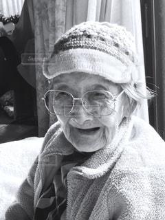 104歳のおばあちゃんの写真・画像素材[2784269]