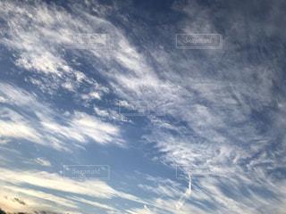 空の雲の群の写真・画像素材[2854150]
