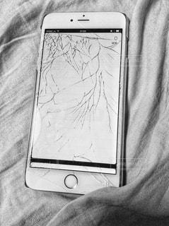 近くに携帯電話のの写真・画像素材[1102372]