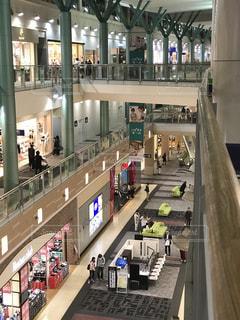 ショッピングセンター縦の写真・画像素材[1109448]