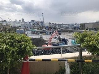 工事現場の写真・画像素材[1113979]