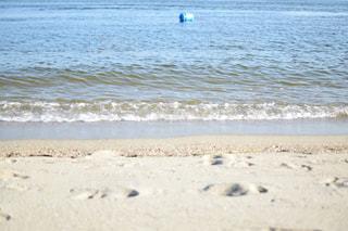 近くの砂浜のビーチの写真・画像素材[1306041]