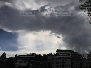 空の雲の写真・画像素材[1389043]