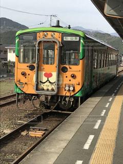 みきゃん電車♪の写真・画像素材[1099066]