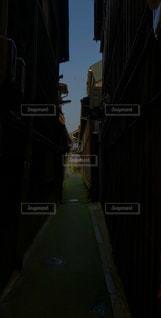 路地裏のインディアの写真・画像素材[1099268]