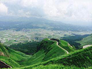 伝説の山の写真・画像素材[1099800]
