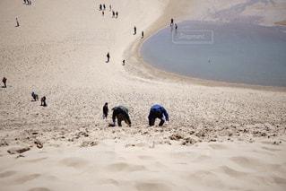 ビーチの人々 のグループの写真・画像素材[1101247]
