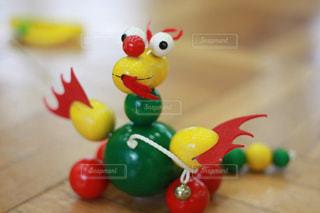 カラフルなおもちゃの写真・画像素材[1199977]